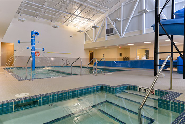 Wetaskiwin Indoor Pool