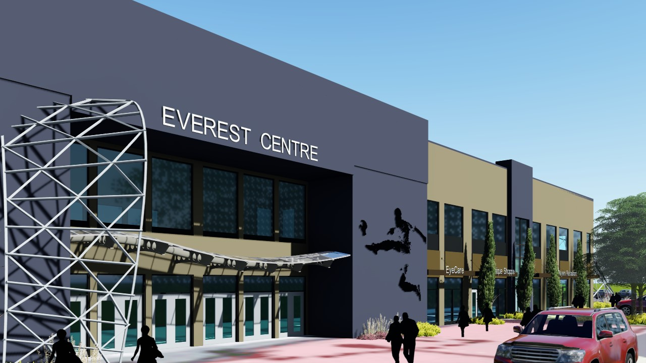 Everest Centre Soccer Stadium