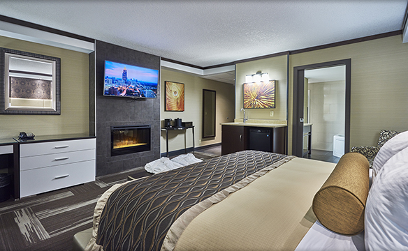 Best Western Plus Airport Hotel Interiors